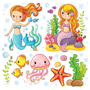 Sea Theme / Mermaids